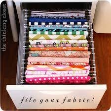 file cabinet storage ideas tame your stash with creative fabric storage ideas