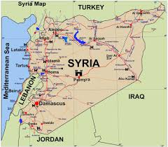 Syria On World Map by Syria Crisis Where Key Countries Stand Dominique Diprima
