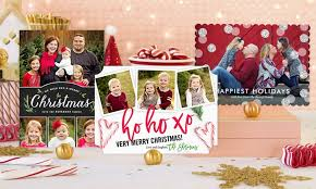 74 off on holiday photo cards groupon goods