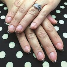 amore ultima gel extension for the nail biter technique nails