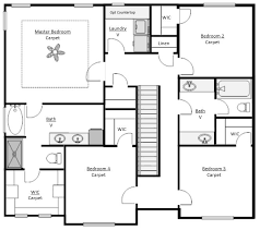 and bathroom house plans house plans