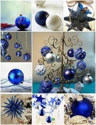 blue and silver christmas living room carameloffers
