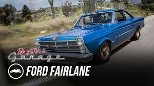 1967 ford fairlane jay leno u0027s garage youtube