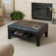 Diy Storage Ottoman Plans Coffee Table With Storage Robys Co