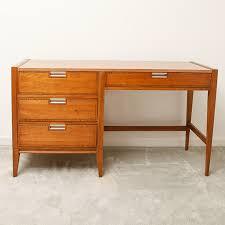 Mid Century Modern Desk Mid Century Modern Desk By Basic Witz Ebth