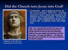 Council Of Nicea 325 Ad Doc Constantine The Cross Faith Grace And Torah