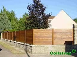 cloture jardin bois palissade bois bm cloture jardin