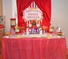Birthday Candy Buffet Ideas by Carnival 1st Birthday Candy Buffet Table Madison U0027s 5th