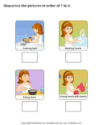 printable hygiene activity sheets personal hygiene worksheets for kids worksheet turtle diary