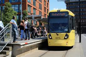 Metro Link Map by Is It Time To Rethink The Manchester Metrolink Map Citymetric