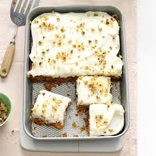 carrot cake recipe taste of home