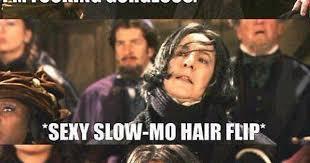 Hair Flip Meme - all these selfies album on imgur