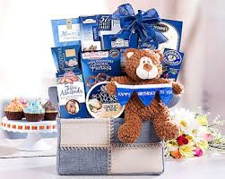 Happy Birthday Gift Baskets Bear Hugs Happy Birthday Gift Basket World