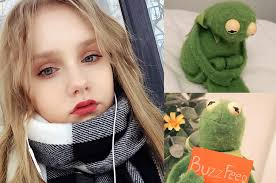 Meme Face Creator - we found the creator of the sad kermit meme and she s got a vault of