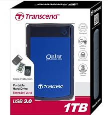 Harddisk Transcend 1 new sealed transcend storejet 1 tb usb 3 0 portable disk