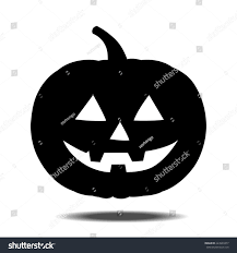 halloween pumpkin icon stock vector 224903377 shutterstock