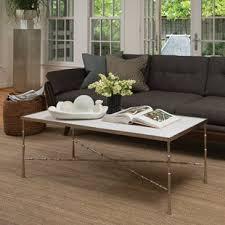 marble living room tables marble granite top coffee tables you ll love wayfair