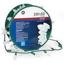 150 led c6 lights ge staybright 150 led c6 lights cool white amazon co uk garden