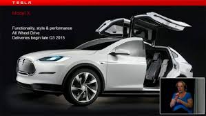 elon musk u0027model x is 3 4 months away arguably better suv than