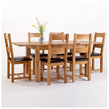 rustic oak dining table 50 off rustic oak dining table and 6 chairs extending westbury