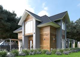 energy efficient house with garage