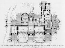 366 best historic floor plans images on pinterest vintage house