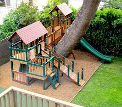 Kids Backyard Playground Triyae Com U003d Ultimate Backyard Playground Various Design