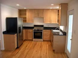affordable kitchen furniture cherry wood affordable kitchen cabinets with black granite
