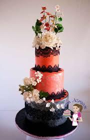 How To Make Sugar Glue Cake Decorating Homemade Edible Sugar Lace Recipe Vegetarian U0026 Eggless Veena
