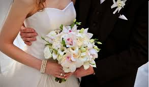 Cheap Wedding Bouquets Wedding Blog Wedding Bouquet In Hands Of The Bride Best Wedding
