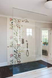 best 25 walk through shower ideas on pinterest big shower bathroom of the week a romantic london bath made from vintage parts walk through showerwalk in