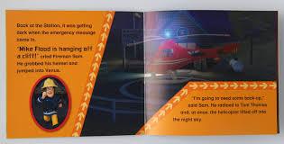 fireman sam 4 books paperback u2013 book wise
