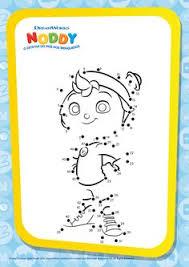 pin crafty annabelle noddy toyland printables
