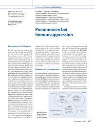 G Stige K Hen Auf Raten Pneumonien Bei Immunsuppression Pdf Download Available
