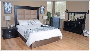 brampton queen wood cheap bedroom furniture suite featured in aged