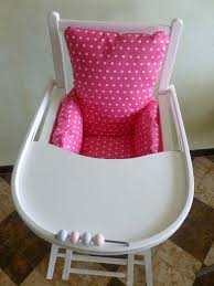 coussin chaise haute bebe housse de chaise haute bébé béa ba créations