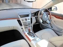 Cadillac Cts Coupe Interior Cadillac 2019 Cadillac Cts White Edition Detailed