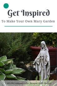 125 best mary gardens images on pinterest mother mary blessed