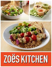 zoes kitchen menu
