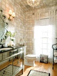 Beach Themed Bathrooms by Bathroom Ideas Rustic Beach Themed Bathroom With Built In Bathtub