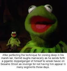 Revenge Memes - kermit s revenge bertstrips know your meme