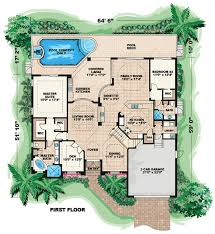 mediterranean style floor plans mediterranean style 66053we architectural designs house plans