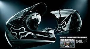 fox motocross australia fox racing v4 helmets