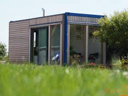 shipping container office in garden life space cabins jpg