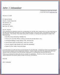 6 internship cover letter sample budget template letter