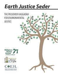 reform passover haggadah celebrate an earth day passover jcpa