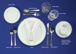 how to set a formal table table setting 101 mrfood com