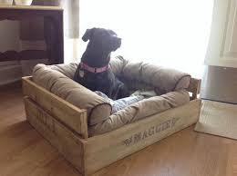 canapé pour chien grande taille 1001 idées 41 idées et un tuto pour fabriquer un panier pour chien