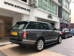Range Rover Vogue U2013 Extreme Limousines
