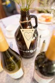 Beer Centerpieces Ideas by Sunflower Beer Growler Centerpiece Wedding Pinterest Beer